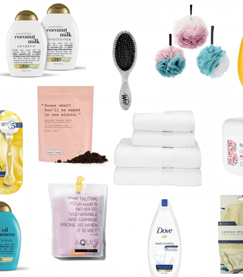 The Ultimate Shower Essentials Kit 2