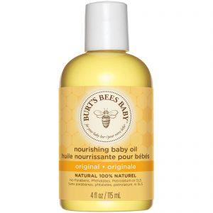 Burt's Bees Baby Oil