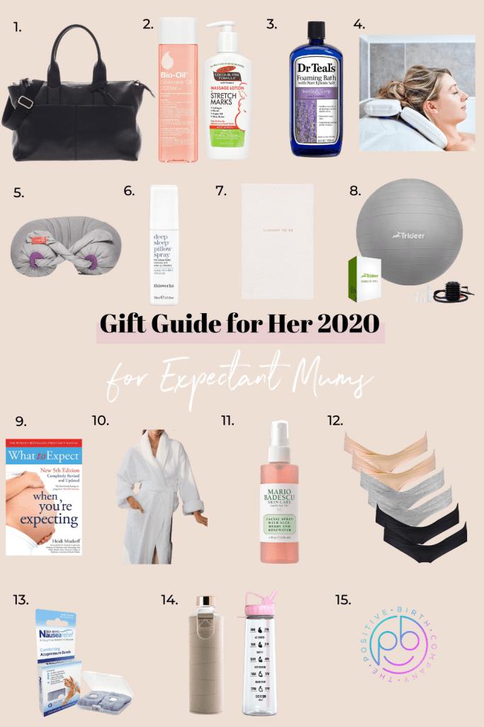 Essentials for expectant mums