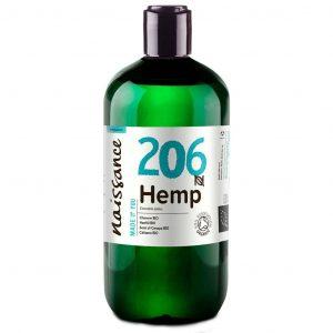 Naissance - Organic Cold Pressed Virgin Hemp Seed Oil
