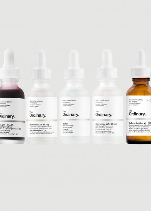 Brand Spotlight - The Best of The Ordinary Skincare